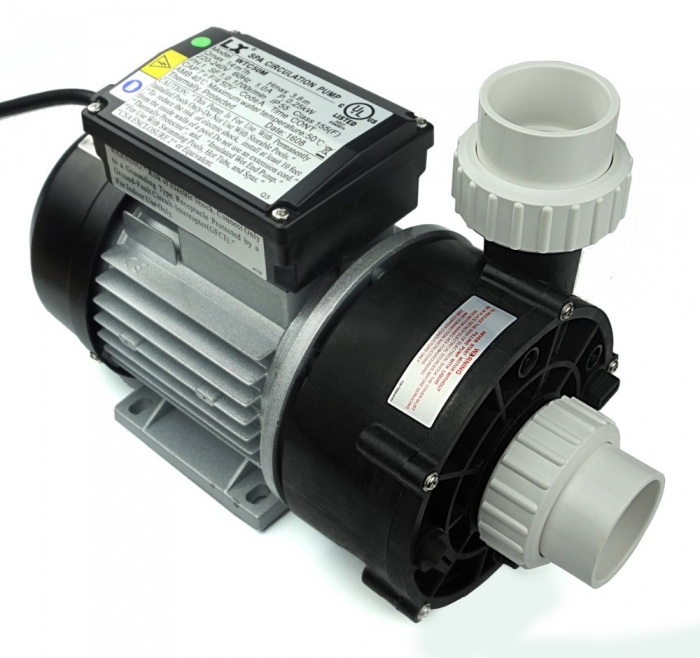 Lx wtc50m circulation pump hp hot tub spa tubs for Jacuzzi tub pump motor